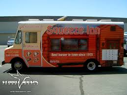 100 Food Trucks Oakland Truck Wraps Sure To Draw Attention Vehicle Wraps Inc