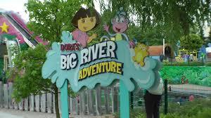 Dora The Explorer Halloween Parade Wiki by Dora U0027s Big River Adventure Onride Pov Movie Park Germany