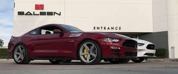 Saleen Performance Vehicles | Custom Cars And Trucks