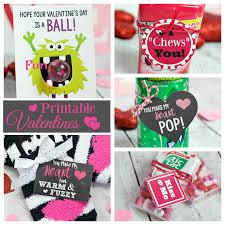 Fun Free Printable Valentines FunSquared