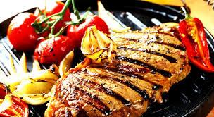 cuisiner la viande règles pour cuire les viandes à la plancha