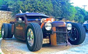 100 Tow Truck Austin The Undertaker 1948 Diamond T Rat Rod ATX Car Pictures
