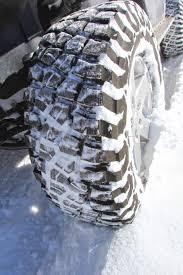 100 Mud Terrain Truck Tires Tire Test BFGoodrich TA KM3