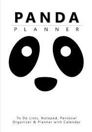 Panda Planner To Do Lists Notepad Personal Orga