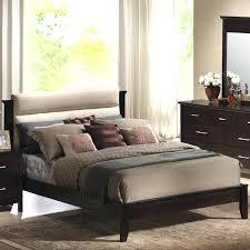 King Platform Bed With Upholstered Headboard by Headboard Microfiber Headboard Microfiber Upholstered Headboard