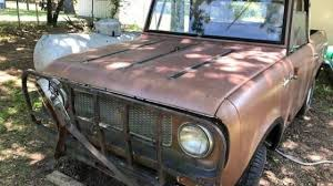 1963 International Harvester Scout For Sale Near Cadillac, Michigan ...