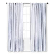 stripe window curtain panel threshold target