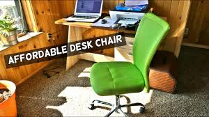 Mainstays Desk Chair Black by Mainstays Desk Chair Product Review Youtube