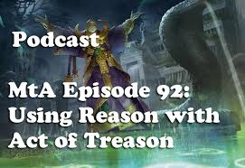 Stacks On Deck Patron On Ice by Mta Episode 92 Using Reason With Act Of Treason