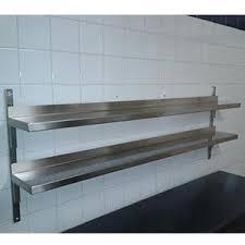 etagere murale metal cuisine etagères et supports paniers pour cuisine professionnelle