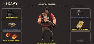 Tf2 Iron Curtain Skins by Tf2 Loadout Heavy By Spycrap On Deviantart