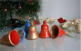 Order Bells Christmas Decoration Siberian Decor Livemaster