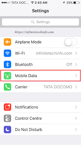 Personal Hotspot Disappeared in iPhone 5s 6 6s after iOS 9 3 1