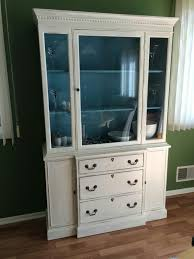 Shabby Chic Dining Room Hutch by 85 Best China Cabinet Vintage Painted Shabby Chic Dining Room