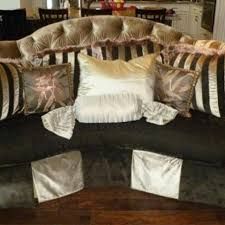 Marge Carson Sofa Pillows by Best Marge Carson Sofa For Sale In Rosenberg Texas For 2017