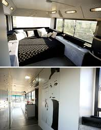 Converted City Bus House 4