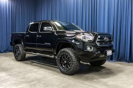 Used Lifted 2017 Toyota Tacoma Limited 4x4 Truck For Sale - 44910 Used Lifted 2017 Toyota Tacoma Trd 4x4 Truck For Sale 36966 Tacoma Lift Google Search Pinterest Pin By Mr Mogul On Trucks Marketing Media Why Buy A Muller Clinton Nj Single Cab Images Pinteres Pro Debuts At 2016 Chicago Auto Show Live Photos Tundra Stealth Xl Edition Rocky Ridge Toyota Ta 44 For Of 2018 Custom In Cement Grey Consider The Utility Package A Solid Work