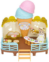 Amazon.com: Calico Critters Seaside Ice Cream Shop: Toys & Games Calico Critters Bathroom Spirit Decoration Amazoncom Ice Skating Friends Toys Games Rare Sylvian Families Sheep Toy Family Tired Cream Truck Usa Canada Action Figure Sylvian Families Soft Serve Shop Goat Durable Service Ellwoods Elephant Family With Baby Lil Woodzeez Honeysuckle Street Treats Food 2 Ebay Hopscotch Rabbit 23 Cheap Play Find Deals On Line Supermarket Cc1462 Holiday List Spine Tibs New Secret Island Playset Van Review Youtube