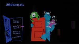 Monsters Inc • Animated Views