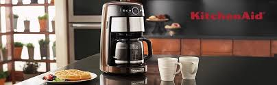 KitchenAid KCM1402CU 14 Cup Glass Carafe Coffee Maker