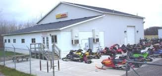 Sled Shed Gaylord Mi Hours by Mickeys Sleds And More Snowmobile Salvage Yard Located In