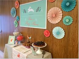 Spring Inspired NYC Corporate Baby Shower