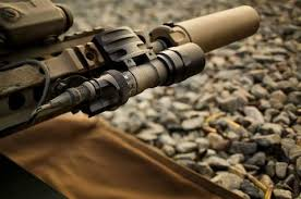 That oft overlooked AR 15 accessory The weapon light