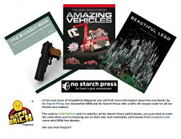 HispaBrick Magazine » No Starch Press Offer A 30% Off Coupon ...