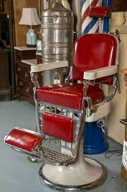 Koken Barber Chair Model Numbers by Antique Emil J Paidar Barber Chair At 1stdibs