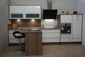 nobilia musterküche t küche 400 cm x 190 cm mit lackfronten
