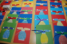 Top 61 Blue Chip Childrens Art Ideas Craft Work For Kids Crafts School Age Students Simple