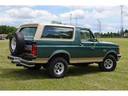 1998 Ford Bronco For Sale | ClassicCars.com | CC-987388 10 Trucks That Can Start Having Problems At 1000 Miles List Of Ford Models Recalls 300 New F150 Pickups For Three Issues Roadshow Truck Prices Best Resource Heavyduty Pickup Fuel Economy Consumer Reports 1978 Classics Sale On Autotrader 1979 Fseries Tenth Generation Wikipedia Review Trims Explained Waikem Auto Family Blog 2018 Reviews And Rating Motor Trend 70 Years Of Pickups Pinterest