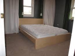 Malm High Bed Frame by Malm Bed Frame U Design Blog