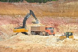 100 Sheppard Trucking Crude Kaolin Mining Howard