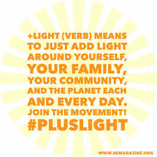 Light Verb by Light Join The Movement Gandhi U0027s Be Magazine