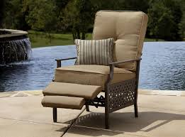 Walmart Patio Cushions Canada by Bar Furniture Patio Recliner Chair La Z Boy Outdoor Kennedy