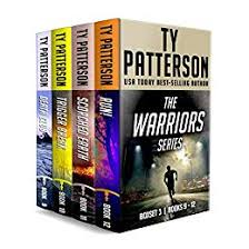 The Warriors Series Boxset III Books 9 12 A Bundle Of Covert Ops