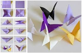 Paper Folding Crafts Step By