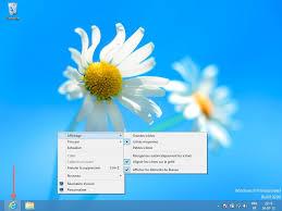 raccourci afficher bureau module 2 le système d exploitation windows 8 1 1 9 1 ranger