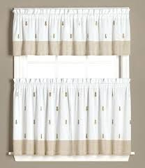 Cafe Curtains Walmart Canada by Welcome Pineapples Kitchen Curtain From Knight Cafe Curtains