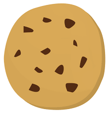 Free Chocolate Chip Cookie Clipart