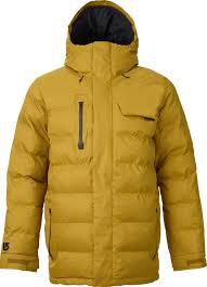 save on burton hostile snowboard jacket mens