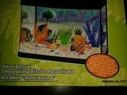 Spongebob Aquarium Decorating Kit by Spongebob Aquarium Kit 1000 Aquarium Ideas