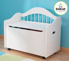 amazon com kidkraft limited edition toy chest white toys u0026 games