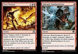 kaladesh standard budget magic deck mono red madness bugwhacker