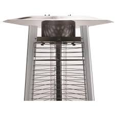 Propane Patio Heat Lamps by Ambiance Decorative Propane Gas Fire Feature Antique Bronze