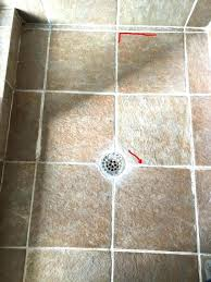 tiling a shower floor or wall simplir me