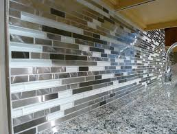 metal trim for tile backsplash