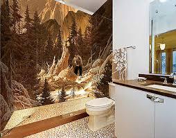 3d grün wald 72 tapete badezimmer drucken abziehbild mauer