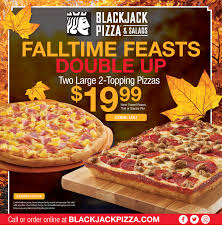 Coupons At Blackjack Pizza And Salads | Order Online & Delivery March Madness 2019 Pizza Deals Dominos Hut Coupons Why Should I Think Of Ordering Food Online By Coupon Dip Melissas Bargains Free Today Only Hut Coupon Online Codes Papa Johns Cheese Sticks Factoria Pin Kenwitch 04 On Life Hacks Christmas Code Ideas Ebay 10 Off Australia 50 Percent 5 20 At Via Promo How To Get Pizza